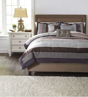 Picture of Kady Queen Comforter Set *D