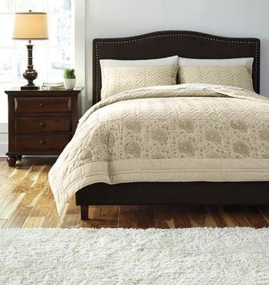 Picture of Paisley Queen Comforter Set *D