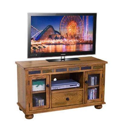 Sedona 63 Quot Tv Console 3439ro Tc Sunny Designs Afw