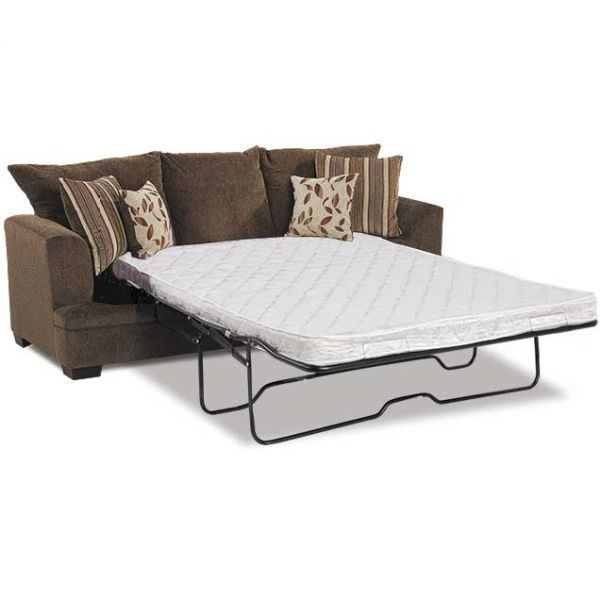 Cornell Cocoa Sofa Set The Furniture Shack: Cornell Cocoa Queen Sleeper B-3658-SLEEP