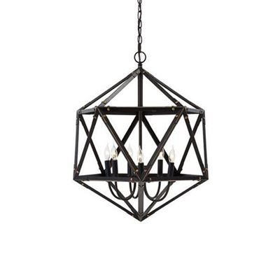 Imagen de Home Accents Metal Pendant Light (1/CN) *D