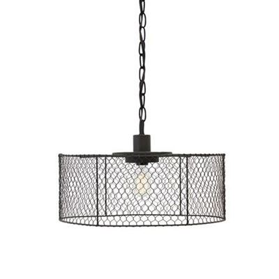Picture of Home Accents Metal Pendant Light (1/CN) *D