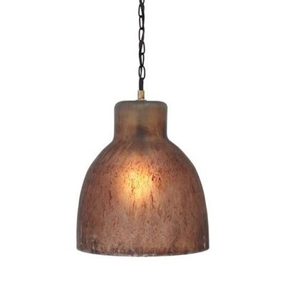 Picture of Home Accents Glass Pendant Light (1/CN) *D