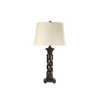Imagen de Fallon Poly Table Lamp (2/CN) *D
