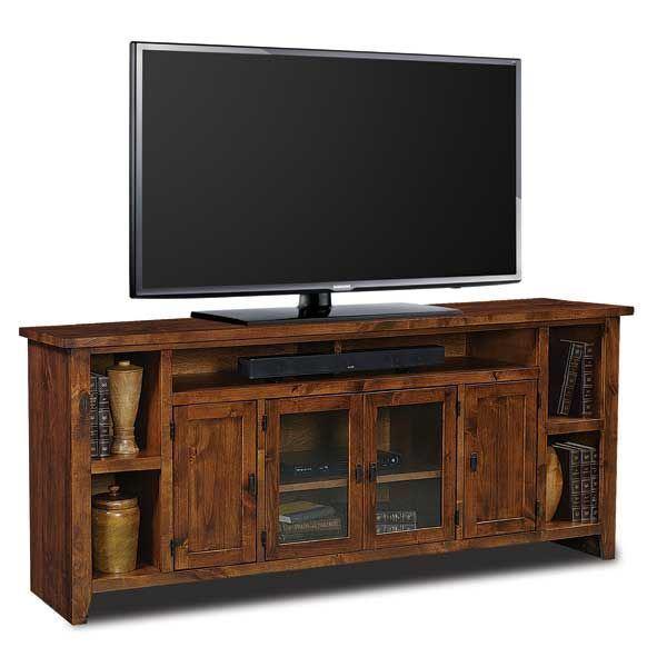 Alder Grove 84Inch TV Console DG1036FRT Aspen Home AFW