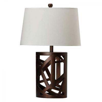 Imagen de Table Lamp, Warm Brown *D