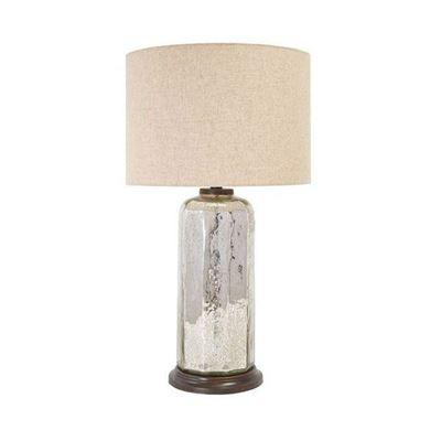 Imagen de Home Accents Glass Table Lamp (1/CN) *D
