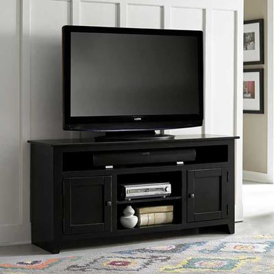 Picture of 58-Inch TV Console, Black