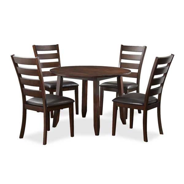 Kona 5 Piece Dining Set