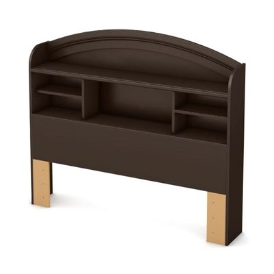 Picture of Morning Dew Full Bookcase Headboard *D
