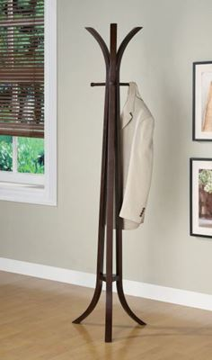 Picture of Coat Rack, Cappuccino *D