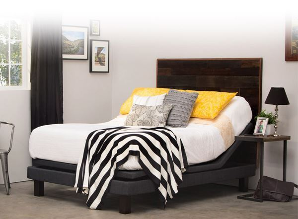 Picture for category Adjustable Beds with Mattress