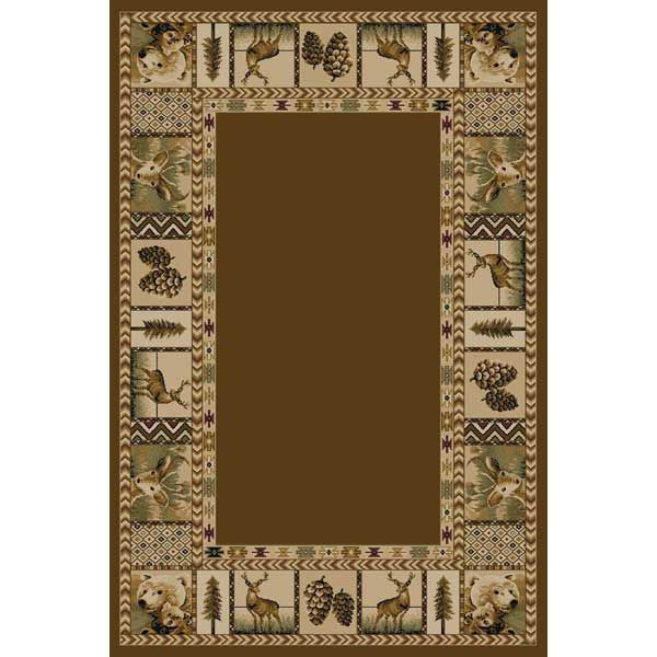 High Country Lodge 8x10 166 Highct 81 Orian Rugs Afw