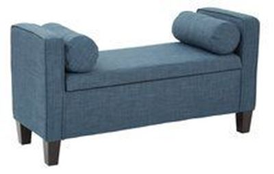 Picture of Cordoba Storage Bench *D