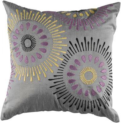 Picture of 18x18 Iris Burst Pillow *P