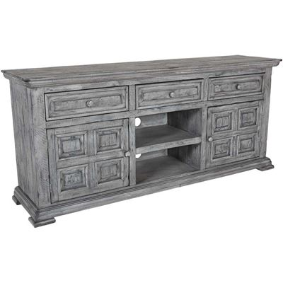 "Picture of Grey Isabella 65"" TV Console"