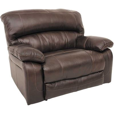 Picture of Damacio Leather Power Recliner