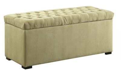 Picture of Sahara Basil Tufted Bench *D