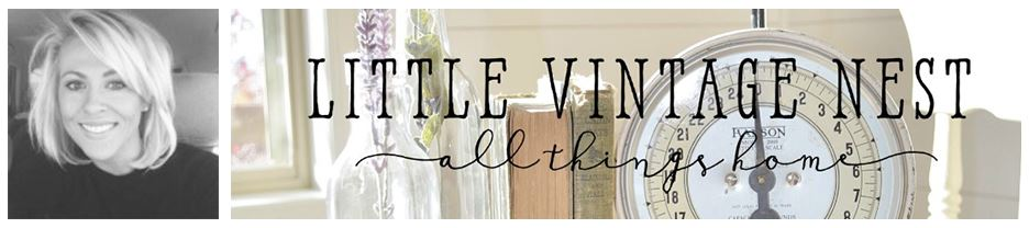 Blogger Spotlight: Little Vintage Nest