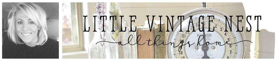 Blogger Spotlight: Little Vintage Nest