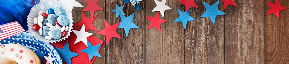 5 Last Minute Party Ideas for Fourth of July