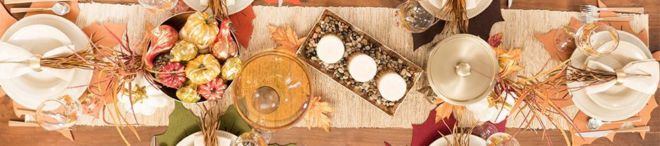 How to Bring an Autumn Atmosphere to the Table