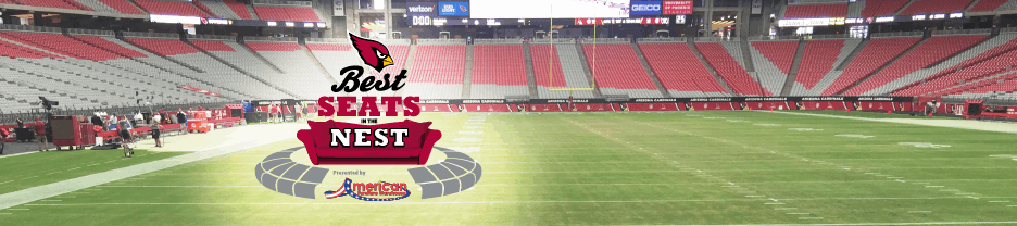 """Best Seats in the Nest"" SWEEPSTAKES"