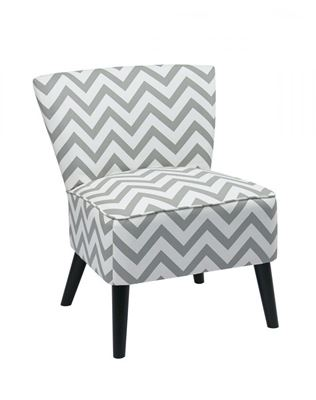 Picture of Apollo Grey Accent Chair *D