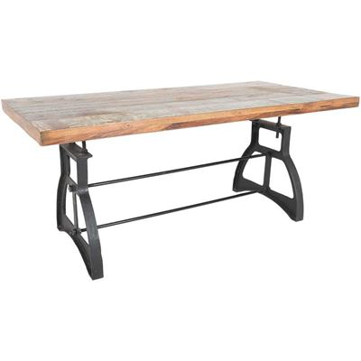 Imagen de Industrial Writing / Dining Table