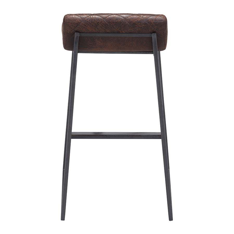 Father Counter Stool Brown 100410 Zuo Modern  : 003708410041088d56 from www.afw.com size 900 x 900 jpeg 27kB
