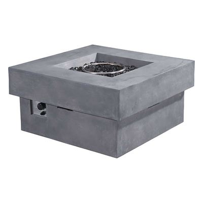 Picture of Diablo Propane Fire Pit in Gray *D