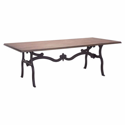 Picture of Bellevue Dining Table Natural *D