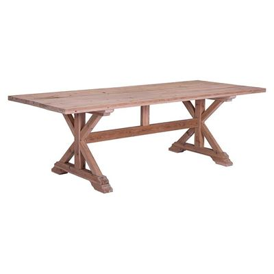 Picture of Alliance Dining Table Fir *D