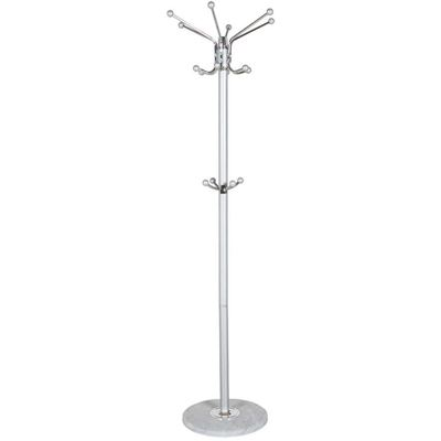 Picture of Metal Coat Rack Silver