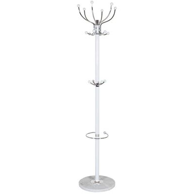 Picture of Metal Coat Rack White
