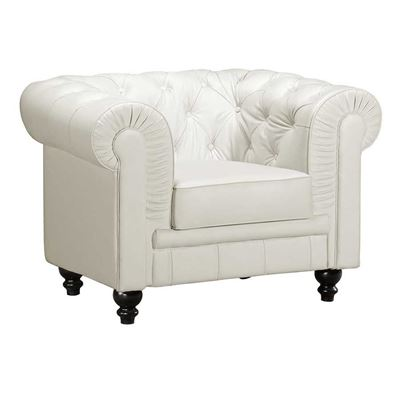 Imagen de Aristocrat Arm Chair White *D