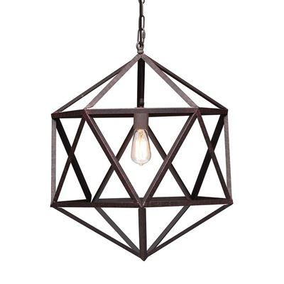 Imagen de Amethyst Ceiling Lamp Small *D