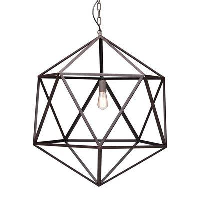 Imagen de Amethyst Ceiling Lamp Large *D
