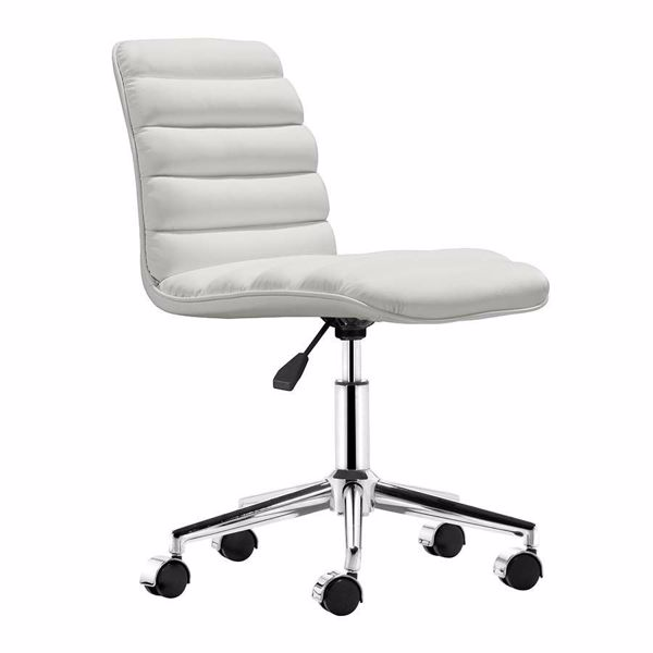 Picture of Admire Office Chair White *D