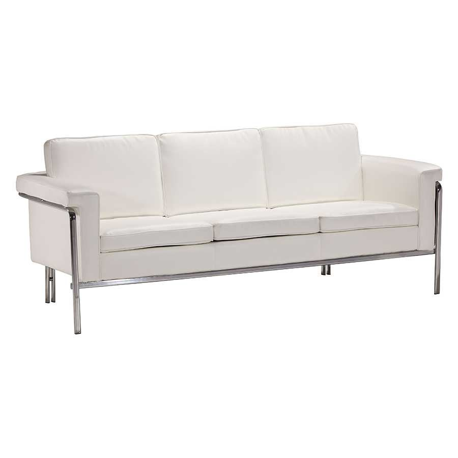 Picture Of Singular Sofa White D