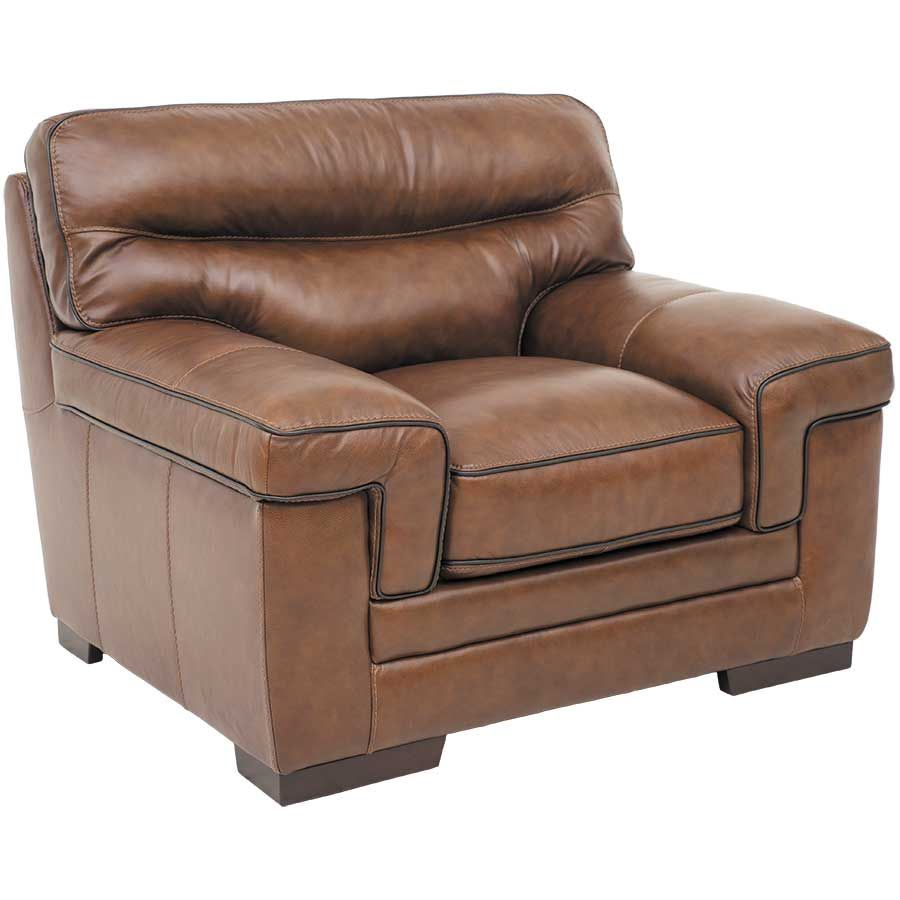 Brambil Leather Chair 1C-401C