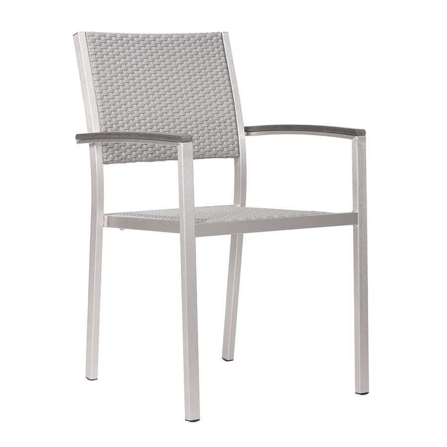 Metropolitan Arm Chair Zuo Modern Contemporary