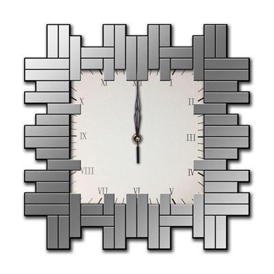 Picture of Mirrored Wall Clock
