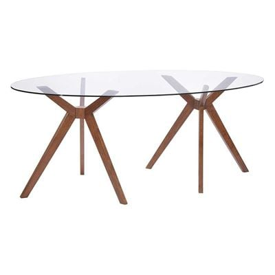 Picture of Buena Vista Dining Table Walnut *D