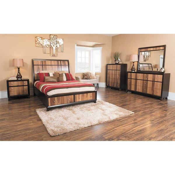 Ranger 5 Piece Bedroom Set | C6122A-QSO26364650 | Lifestyle ...