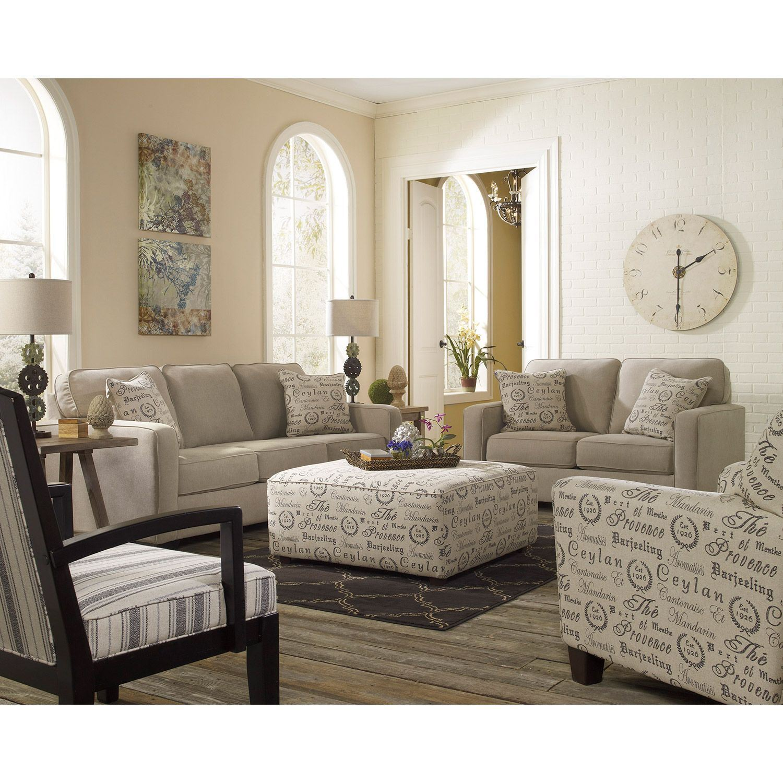Aleyna Stripe Showood Chair F 166oc Ashley Furniture Afw