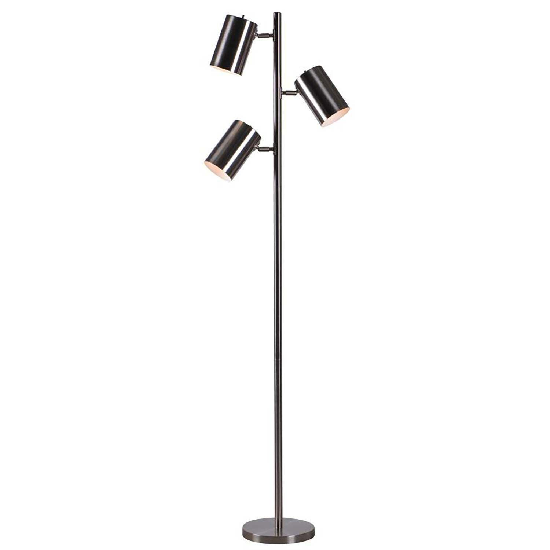 Beech Chrome Tree Lamp 102 32839bs Kenroy Home 32839bs Afw