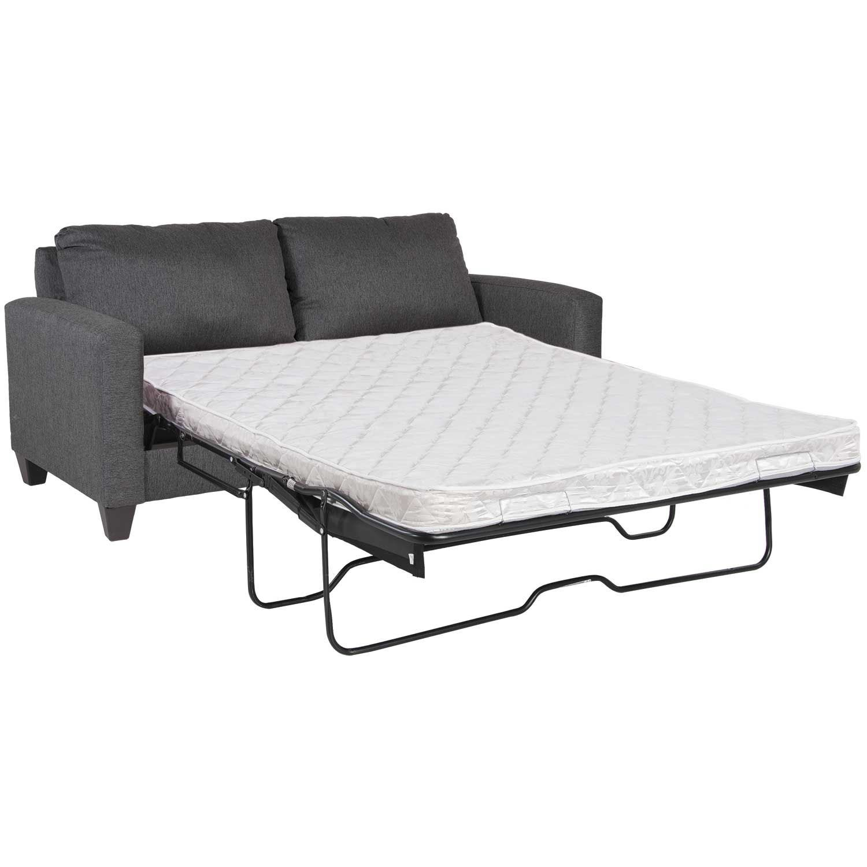 Piper Carbon Queen Sleeper Sofa J 1004 Fusion Furniture Afw
