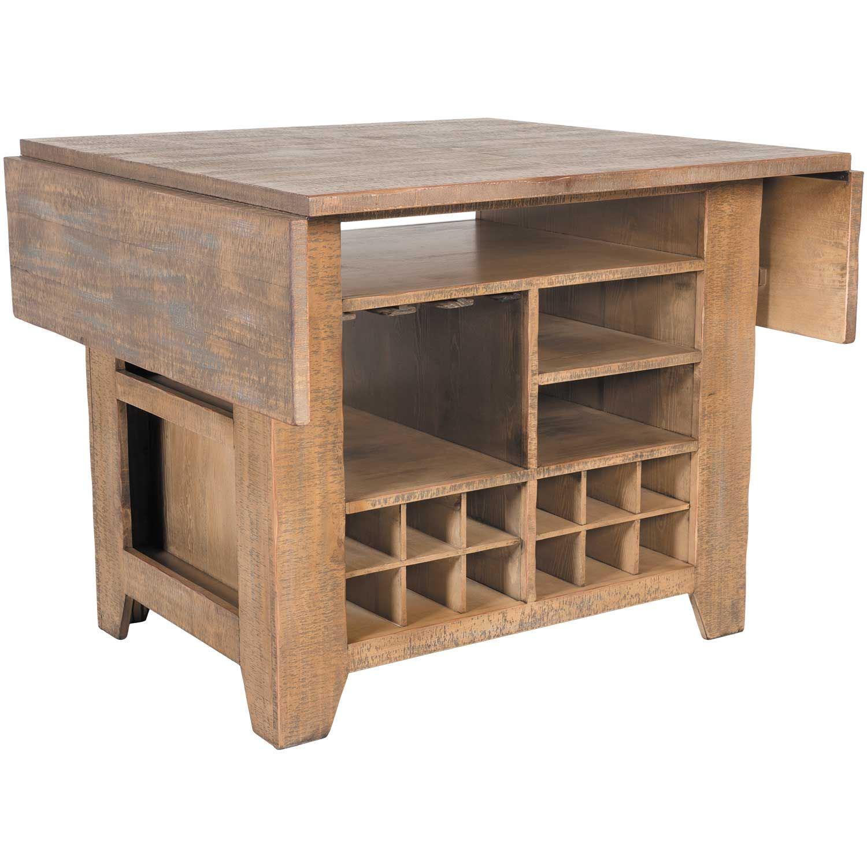 driftwood kitchen island dw-1030-island | sunny designs-american