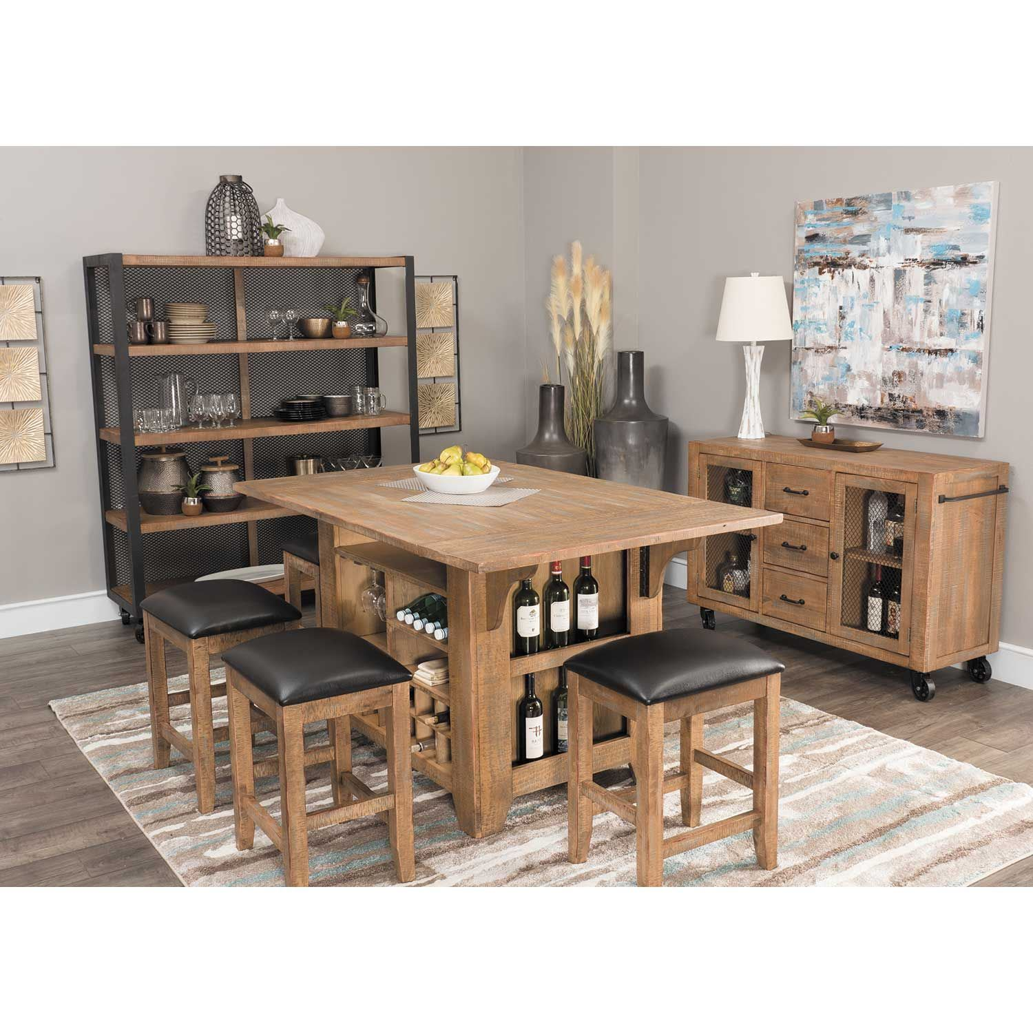 Furniture Kitchen Island Driftwood Kitchen Island Dw 1030 Island Sunny Designs Afw